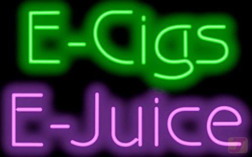 Selection of E-liquids