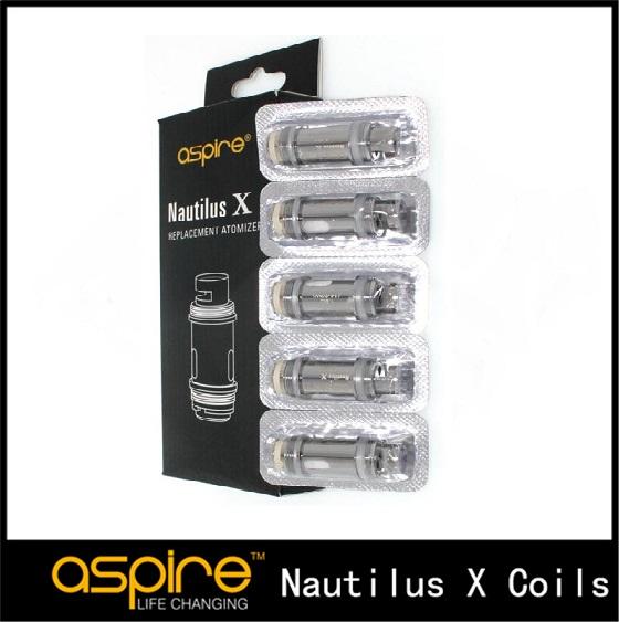 Genuine Aspire Nautilus X Coil U-Tech Coil