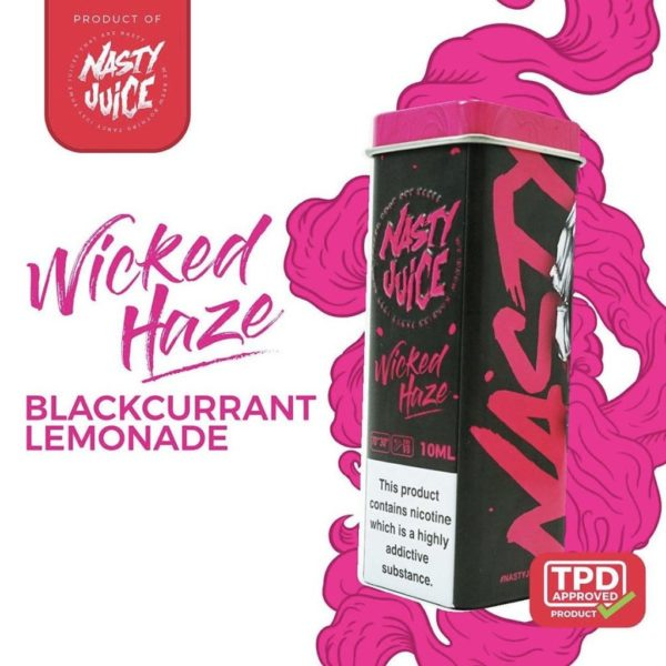 Wicked Haze