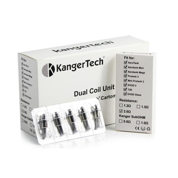 Genuine Kanger Duel Coil