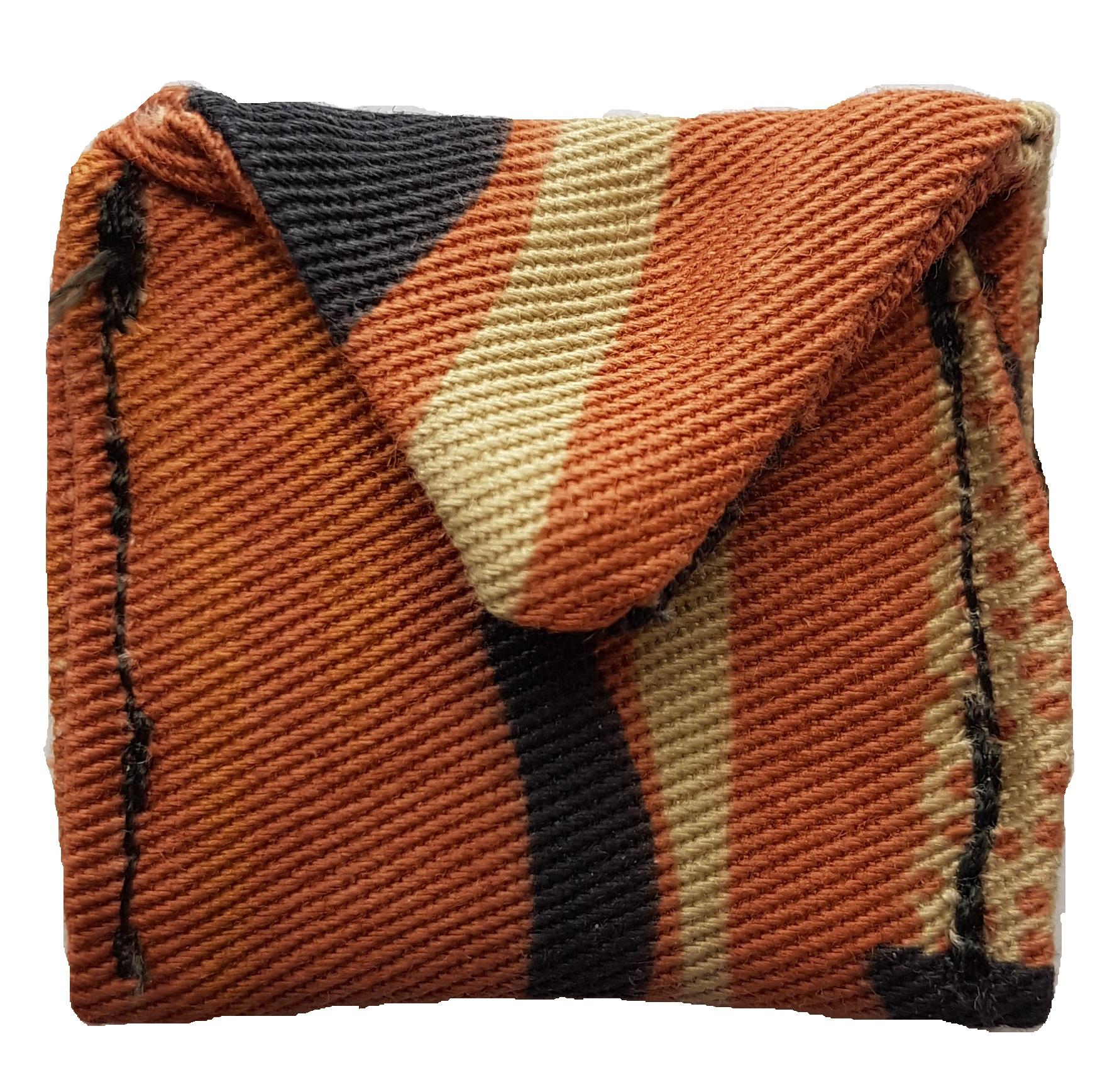 std pouch orange