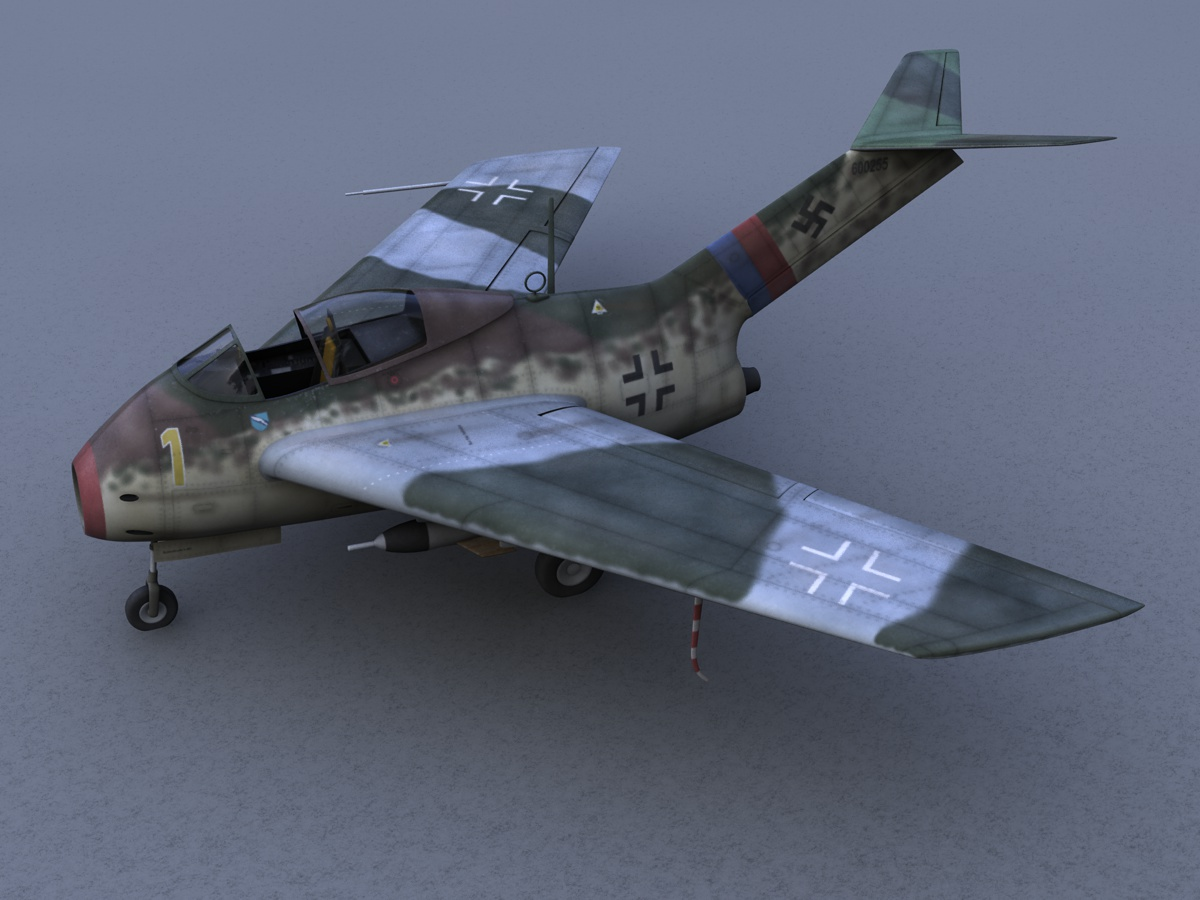 Ta-183A 3D model