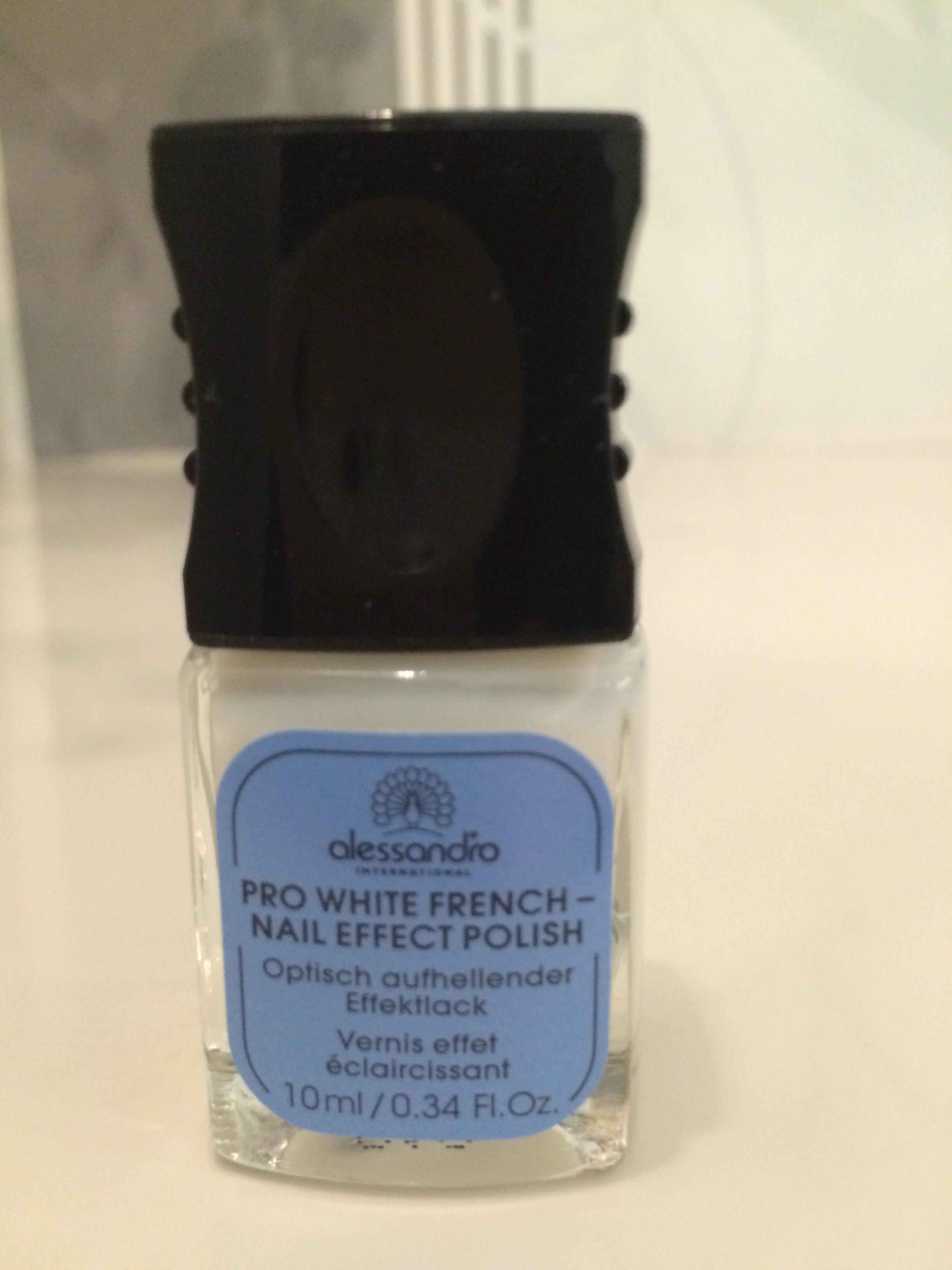 Pro White Effecktlack-Milky 100ml-99,50