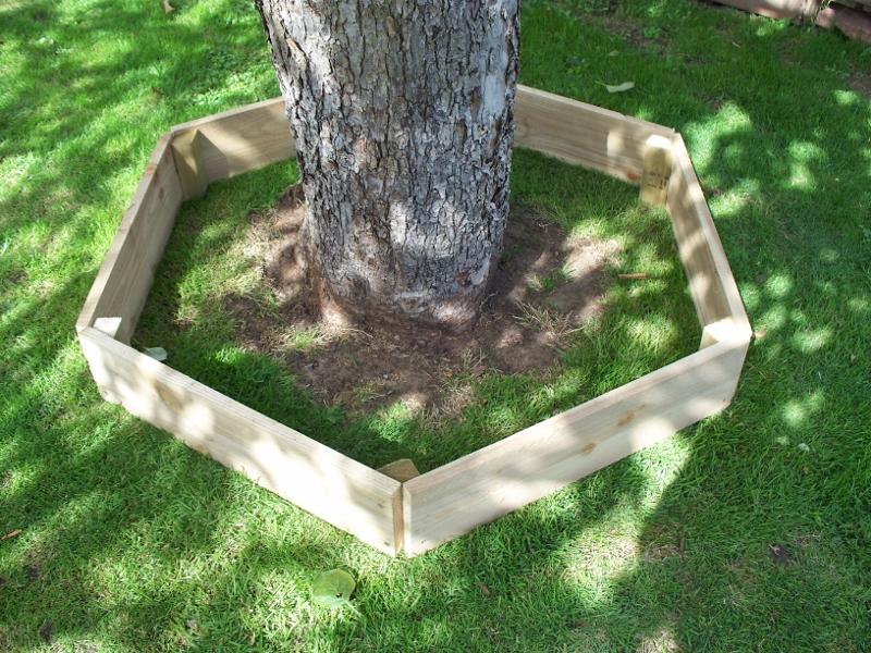 15cm High Hexagonal Raised Bed