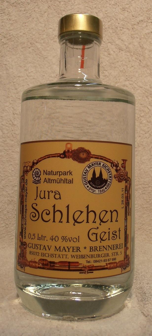 Schlehen-Geist 0,5 Ltr.