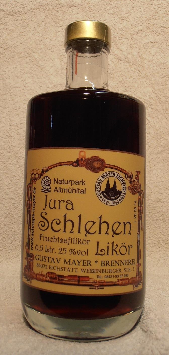 Schlehen - Likör 0,5 Ltr.