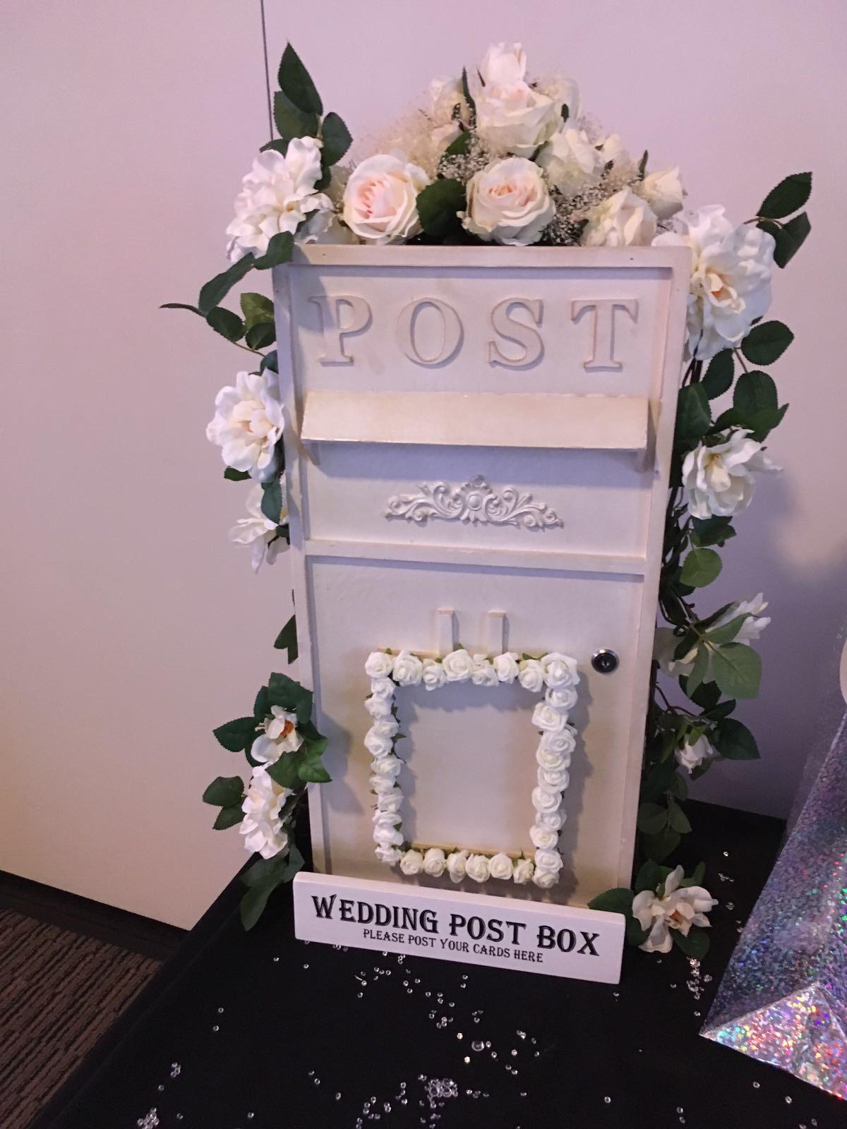 Wedding post box - Hire