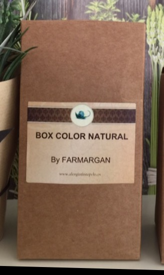 BOX COLOR NATURAL