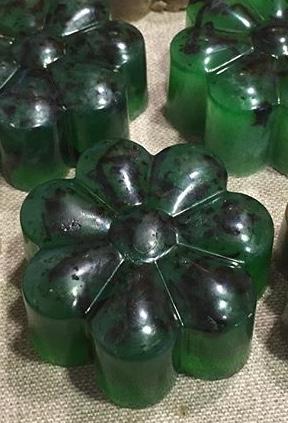 Jabón de tomillo y te verde