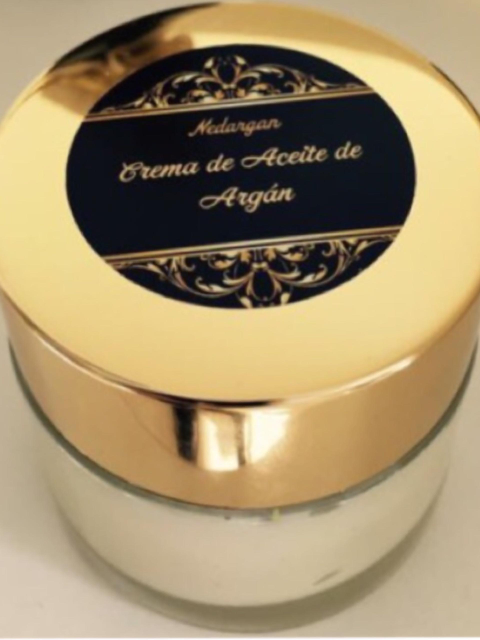 Crema Regenerante de Aceite de Argàn