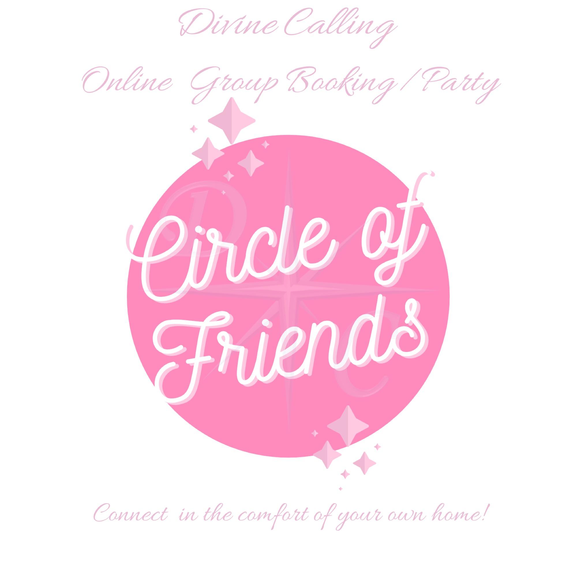 Divine Calling Virtual Parties