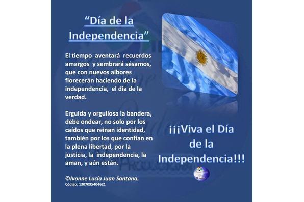 """""""Día de la Independencia"""""""