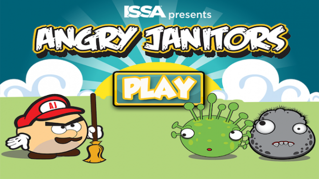 Angry Janitors Game