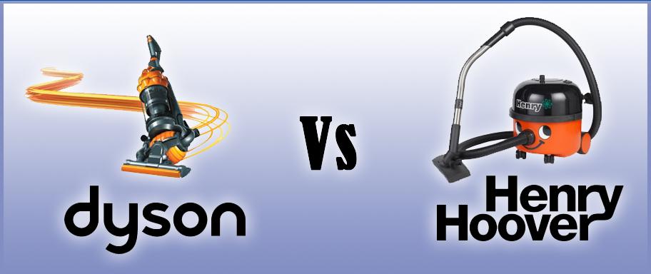 dyson vs henry