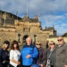 Group at Edinburgh Castle
