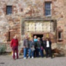 Group at Castle Leod