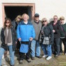 Group at the Wardlaw Mausoleum