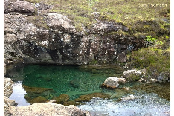 Fairy Pools Skye