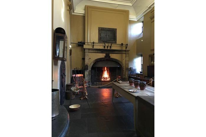 Callendar House Fire