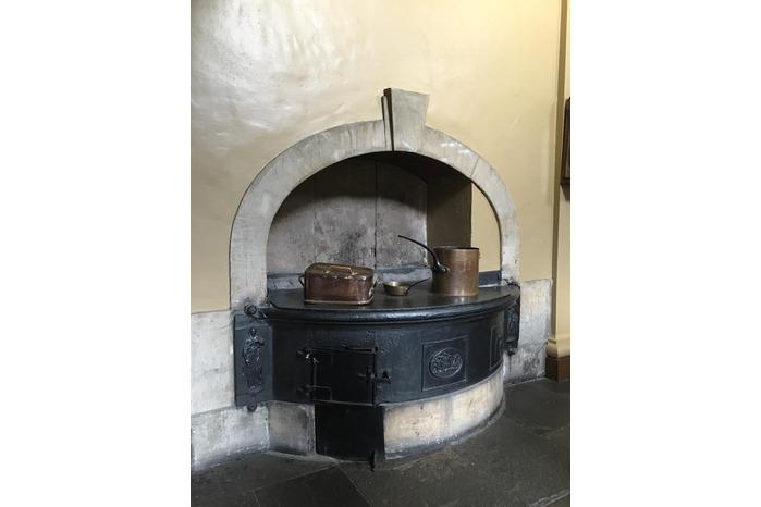 Callendar House warmer