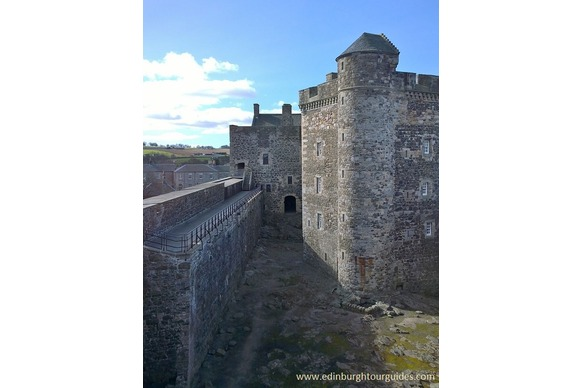 Starz Outlander Fort William location