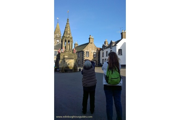 Falkland Outlander TV Series Location