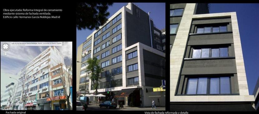 ahorro energetico y fachada ventilada