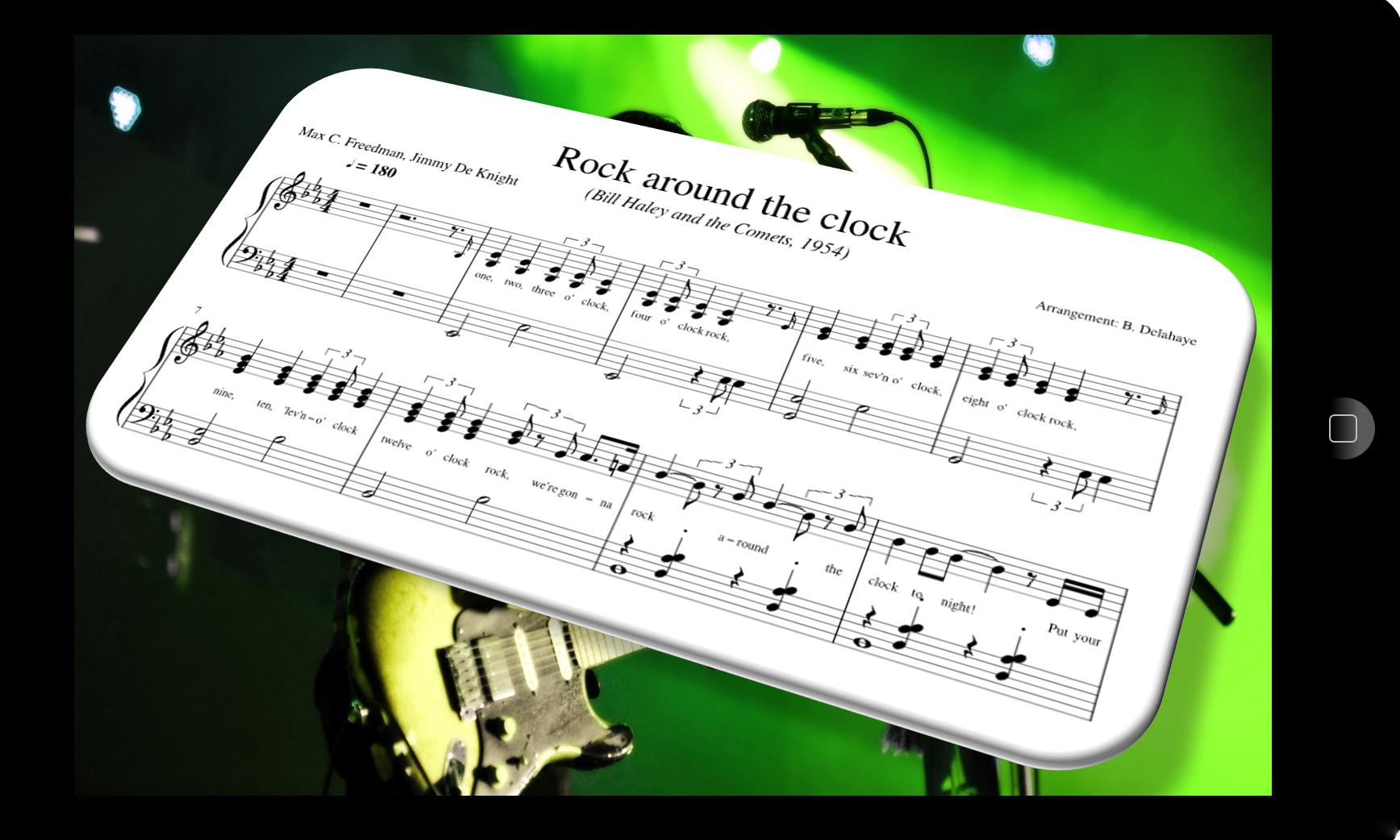 """Mission E-Fulfillment - """"Rock Around The Clock"""" fü"""