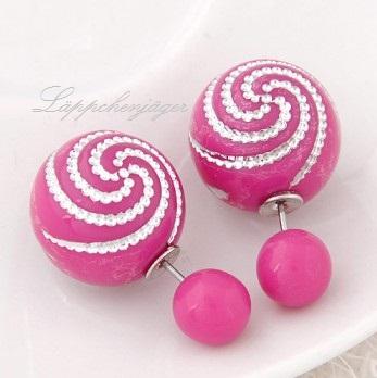 Pearls - Pink CIRCLE