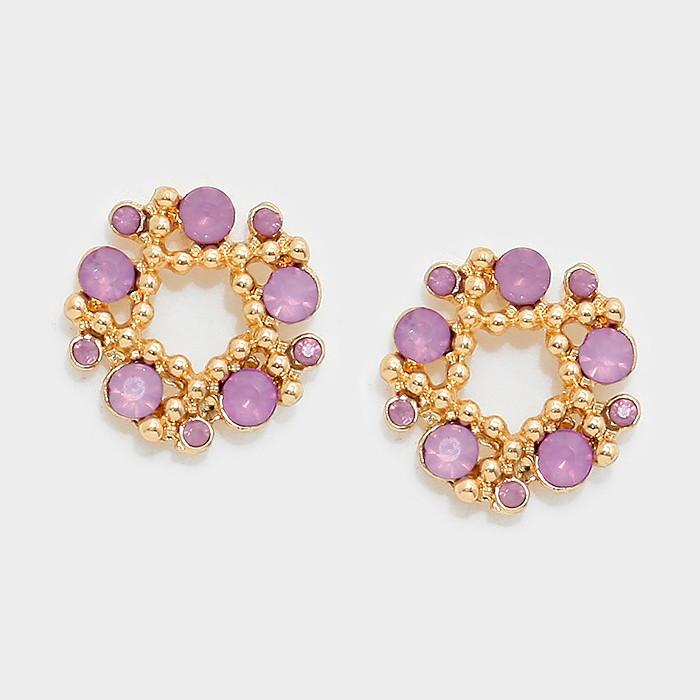 Little Dots - Light Purple