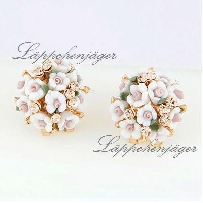 Little Hotspot - Flower Bouquet white/yellow