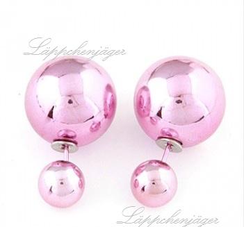 Pearls - Light Pink Metallic