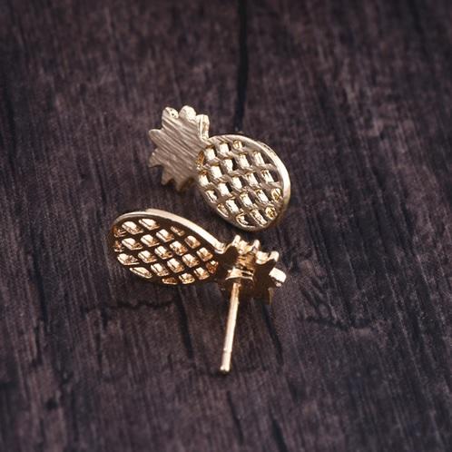 Little Hotspot - Pineapple - gold