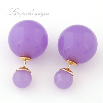 Pearls - Purple G