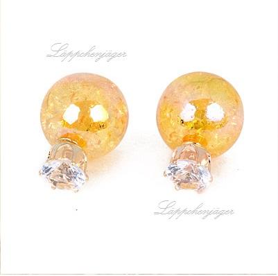 Pearls - Yellow/Stone 1