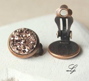 Pixie Dust - Rosé/Kupfer CLIPS