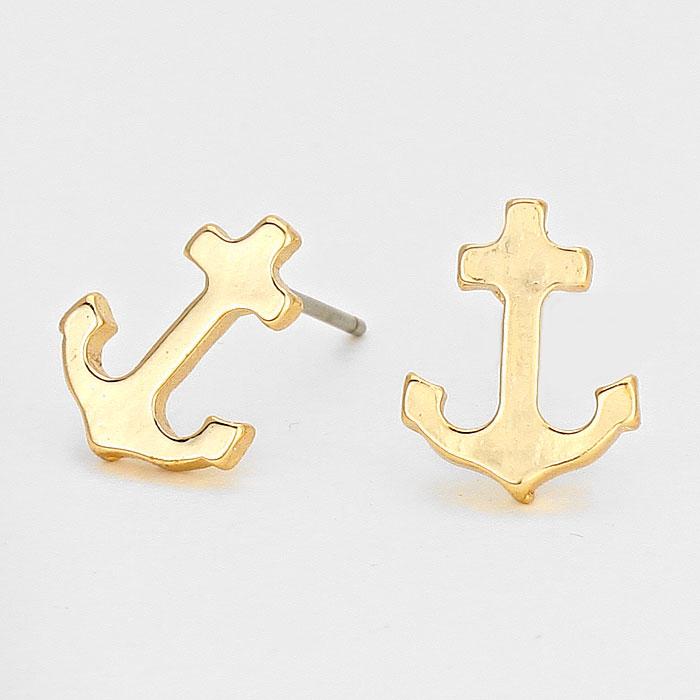 Little Hotspot - Anchor - gold