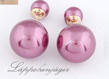 Pearls - Purple