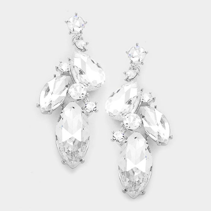 Big Drops - Clear/Silver 01