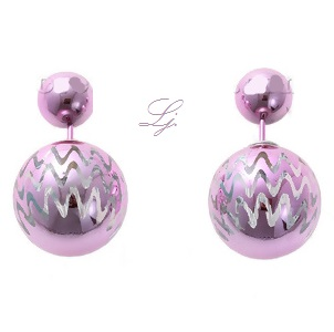 Pearls - Light Pink Metallic Z
