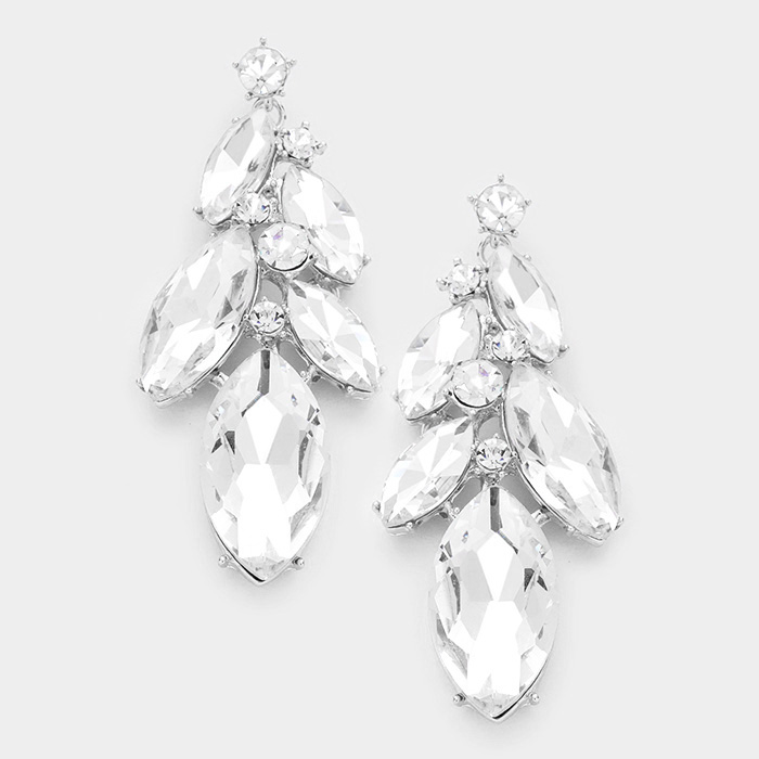 Big Drops - Clear/Silver 0