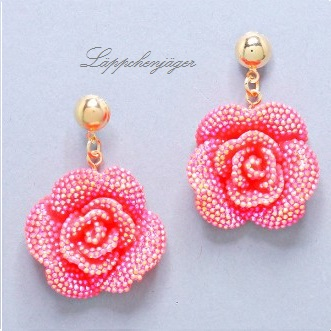 Flower Power - Pink Rose, Small
