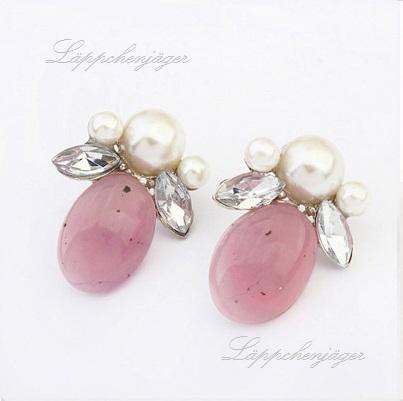 Little Hotspot - Pink Pearls
