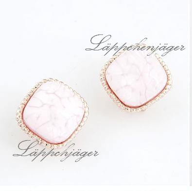 Little Hotspot - Light Pink/Gold