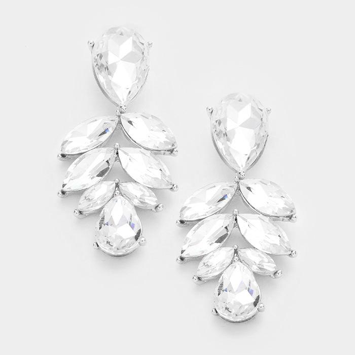 Big Drops - Clear/Silver 2