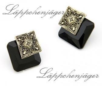 Little Hotspot - Black/Bronze