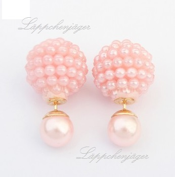 Pearls - Light Pink/Gold