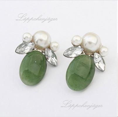 Little Hotspot - Green Pearls