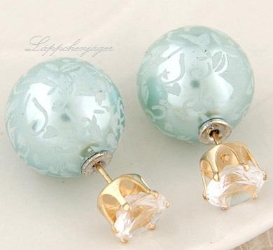 Pearls - Light Green/M