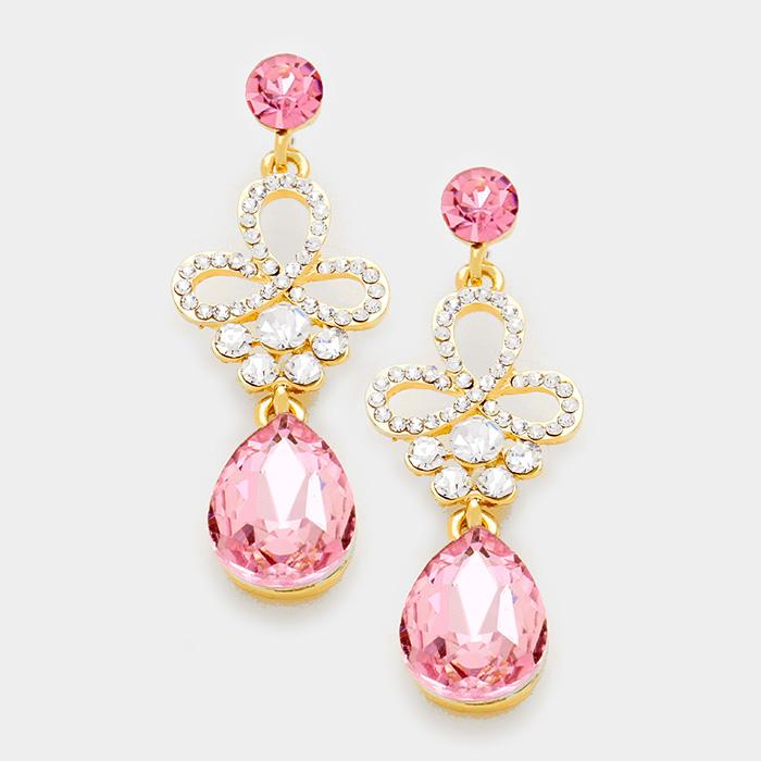Big Drops - Light Pink